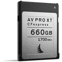 Angelbird 660GB 1700MB/Sec AV PRO CFexpress XT (Type-B)