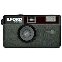 ILFORD Sprite 35-II Film Camera - Black