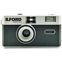 ILFORD Sprite 35-II Film Camera - Silver