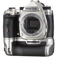 Pentax K-3 Mark III Digital SLR Camera Premium Kit - Silver