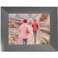 Aura Mason 9 inch Digital Photo Frame - Graphite