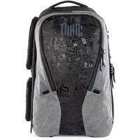Morally Toxic Valkyrie Camera Backpack Large - Onyx Black