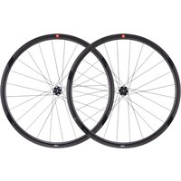 3T Discus C35 Team Stealth Wheelset (Shimano) Wheel Sets