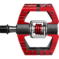 Pedales Crank Brothers Mallet-E LS - Pedales automáticos