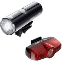 Cateye Volt 200 XC-Rapid Mini Light Set