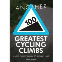 Cordee Another 100 Greatest Cycling Climbs Books