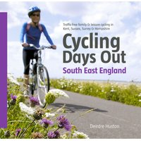 Cordee Cycling Days Out South East England Books