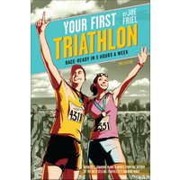 Cordee Your First Triathlon, 2nd edition Books
