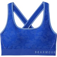 Under Armour Armour Mid Crossback Novelty Sports Bra   Sports Bras