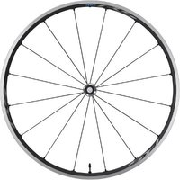 Shimano WH-RS500-TL Tubeless Compatible Clincher 100mm Q-R Front Wheel