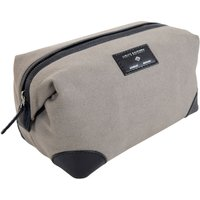Men's Society Leather Washbag   Wash Bags