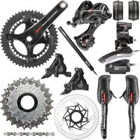 Campagnolo Super Record EPS 11 Speed Hydraulic Disc Groupset Groupsets