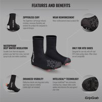 GripGrab Arctic X Overshoes   Overshoes