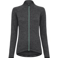 dhb MTB Long Sleeve Womens Thermal Zip Jersey   Jerseys