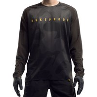 Nukeproof Nirvana Long Sleeve Jersey - Camo Jerseys