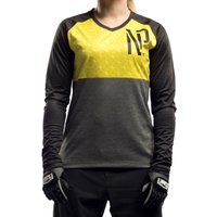 Nukeproof Blackline Womens Long Sleeve Jersey - NP Jerseys