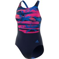 Image of adidas Women's Fitness Training Suit Placed Print - 30""