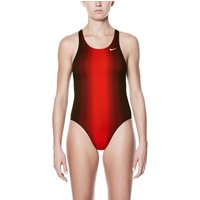 Nike Women's  Fade Sting Cut-Out One Piece   One Piece Swimsuits