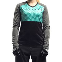 Nukeproof Blackline Womens Long Sleeve Jersey - Corp Jerseys