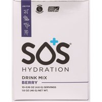 SOS Rehydrate Berry Electrolyte Drink Mix (20 x 4.6g)   Powdered Drinks