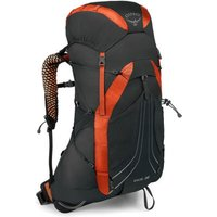 Osprey Exos 38 Large Backpack blaze black Rugzak