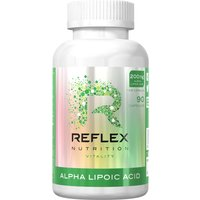 Reflex Alpha Lipoic Acid (90 Capsules)   Supplements