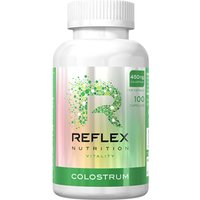 Reflex Colostrum (100 Capsules)   Supplements