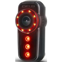 Cycliq Fly6 Gen 2 Rear Light with HD Camera - One Size Black
