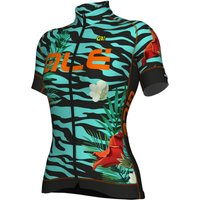 Ale Women's Graphics PRR Flowers Jersey   Jerseys