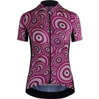 Assos Women's Uma GT Short Sleeve Jersey (Patterned)   Jerseys
