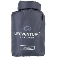 Lifeventure Silk Ultimate Sleeping Bag Liner   Sleeping Accessories