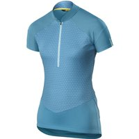 Mavic Women's Sequence Graphic Jersey   Jerseys