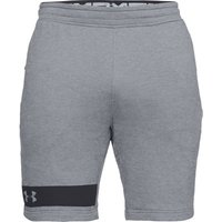 Under Armour Men's MK1 Terry Shorts Grey M Grey