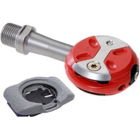 Speedplay Ultra Light Action Stainless Pedals Walkable Cleats Red