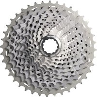 Image of Shimano XTR M9001 11 speed Cassette - 11-40 Silver | Cassettes
