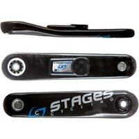 Stages Cycling Power G3 L - Stages Carbon GXP MTB   Power Meter Cranksets