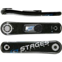 Stages Cycling Power G3 L - Stages Carbon BB30   Power Meter Chainsets