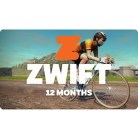 Zwift 12 Month Membership Gift Vouchers