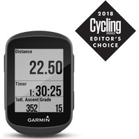 Garmin Edge 130 GPS Cycle Computer - One Size Black | Computers
