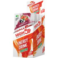 HIGH5 Energy Drink with Protein (12 x 47g)   Powdered Drinks