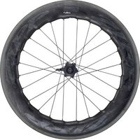 Zipp 858 NSW Carbon Clincher Rim Brake Rear Wheel Shimano-SRAM