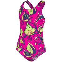 Speedo Essential All Over 1 Piece   One Piece Swimsuits