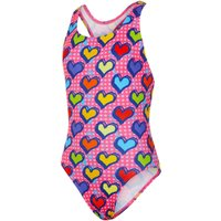 Maru Girl's Pollyanna Rave Back Swimsuit   One Piece Swimsuits