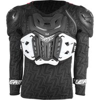 Image of Leatt Body Protector 4.5 - S/M Black | Body Protectors