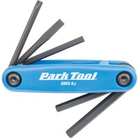 Park Tool Fold-Up Hex Wrench Set AWS-9.2   Multi Tools