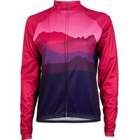 Primal Women's La Plata Heavyweight Long Sleeve Jersey   Jerseys