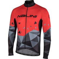 Nalini AHW Logo Long Sleeve Jersey   Jerseys
