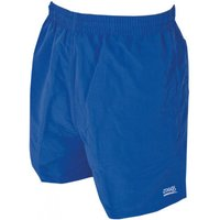 Zoggs Penrith Shorts 17 inch Speed Blauw