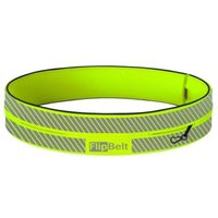 FlipBelt Reflective Black L Running Belts