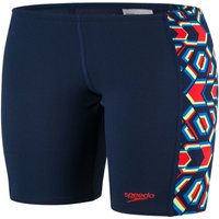 Speedo Allover Panel Aquashort - Bañadores
